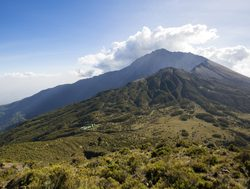 Mount Meru National Park Mt. Meru